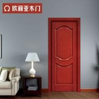 欧丽亚木门新中式古典欧式风格客厅门室内套装门实木门烤漆门