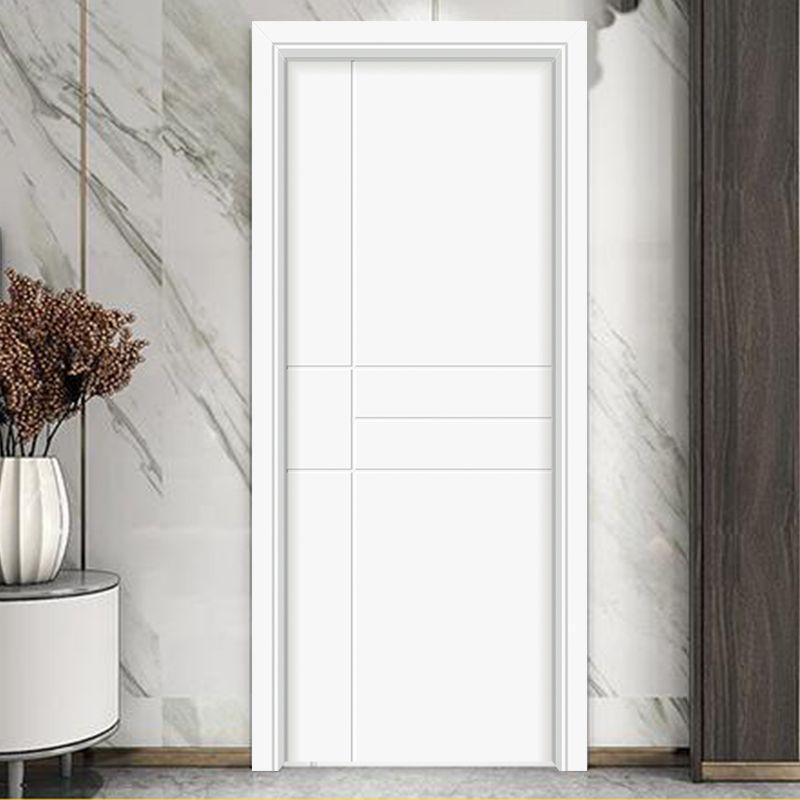 歐麗亞雷競技現代輕奢簡約室內門實木套裝門臥室門客廳門無漆雷競技