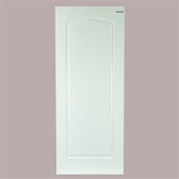 美心木门 全木门系列 全木门3727白色开放漆