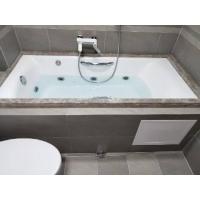 银山卫浴按摩铸铁浴缸 酒店工程民宿网红SPA浴缸
