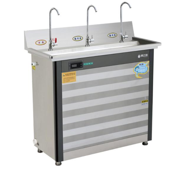商用不銹鋼飲水臺工廠開水器節能飲水機溫熱型校園開水機