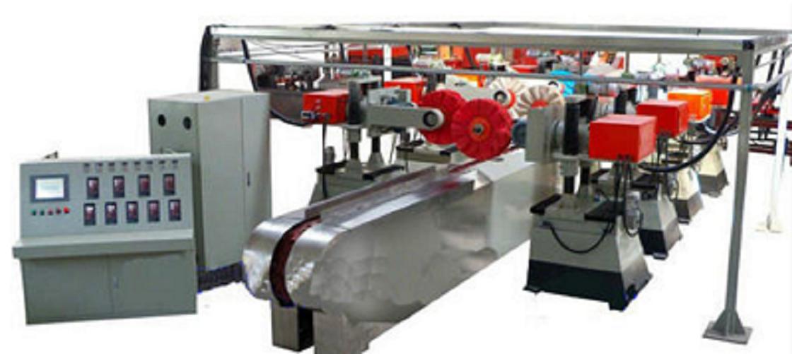 重庆环带式自动连续抛光机CBT--HZP310