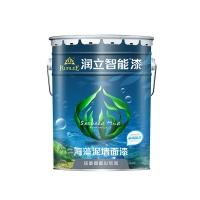 润立海藻泥健康墙面漆