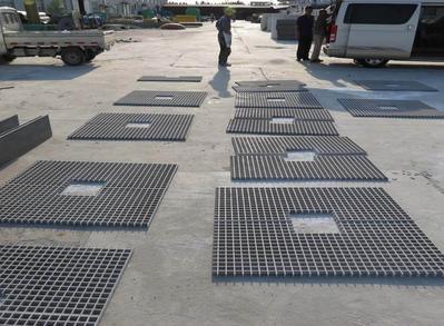 河北聯實市政用玻璃鋼格柵廠家直銷