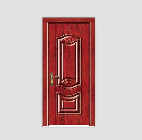 钛镁铝合金室内门房间门卧室门平开门铝木门