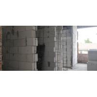昆山加气砖隔墙的施工要点