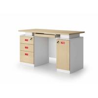 深圳简约板式电脑桌