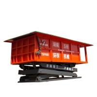 景区专用垃圾收集箱_中联同款移动式垃圾压缩箱_价格实惠的垃圾