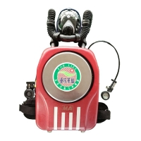 HYZ4(C)型阻遏式正压氧气呼吸器(四小时舱式)