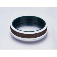 聚四氟乙烯半圓耐磨環 F4 定做四氟O 型圈 尺寸精準