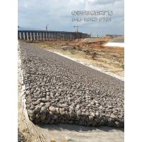 河坡防护生态绿滨垫热镀锌覆塑