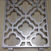 本峰新材料-铝单板-艺术雕花铝板