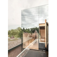 安徽創美鏡面玻璃定制安裝加工廠