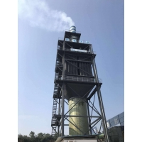 湿式静电除尘器 阳极管 窑炉隧道耐材砖厂脱硫湿电除尘一体厂家