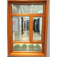 天津88红橡木铝包木门窗