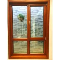 天津铝木门窗 无缝焊接铝木门窗 铝木门窗品牌