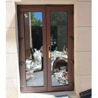 天津斯瑞阁83外开铝包木门窗无缝焊接工艺隐藏式排水