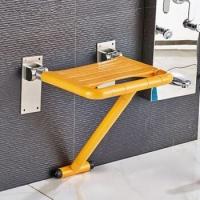 浴室折叠淋浴凳座椅壁椅墙凳防滑卫生间残疾人浴凳