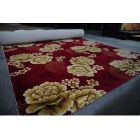 成都华德地毯富森美家居地毯批发市场