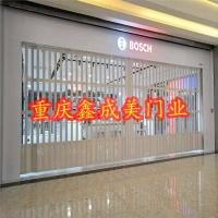 重庆PVC折叠推拉门