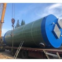 一体化预制泵站 南京雨水预制泵站 污水提升设备生产厂家