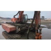 挖机液压清淤泥浆泵 液压吸泥机泵 挖机驱动排污泵