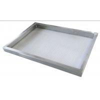 GMP标准制药厂洁净车间不锈钢烘盘价格 不锈钢烘盘供应商