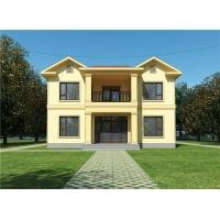 建房模塊自建別墅一平方價錢農村自建房