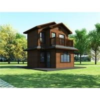 泡沫模塊建房農村自建房設計自建別墅圖