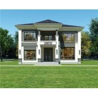 輕鋼結構房屋農村自建房自建別墅一平方價格