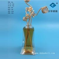 徐州生产150ml晶白料香薰玻璃瓶芦苇挥发玻璃瓶