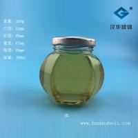 徐州生产180ml麻辣酱玻璃瓶