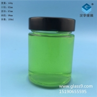 徐州生产180ml果酱玻璃瓶麻辣酱玻璃瓶生产商