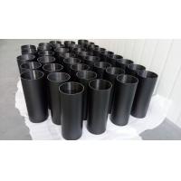 强度高重量轻耐酸碱的碳纤维材质管