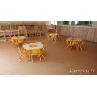 成都亞麻地板,四川幼兒園,學校地板