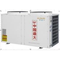 新开工地板房区安空气源热水器工人洗澡用热水节能电热水器