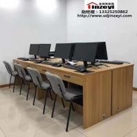 潍坊中介门店办公桌,工位桌,双人位三人位电脑桌
