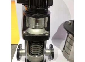 耐酸碱腐蚀防爆电机UL认证不锈钢立式多级离心水泵