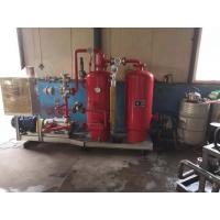 蒸汽回收机冷凝水回收设备配套节能大流量耐高温补水泵