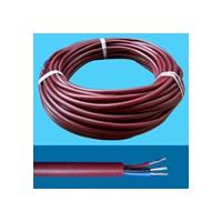 YGC硅胶高温电缆线3*6