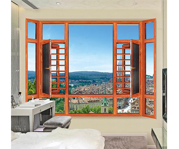 南京金亚门窗-95系列金钢一体窗