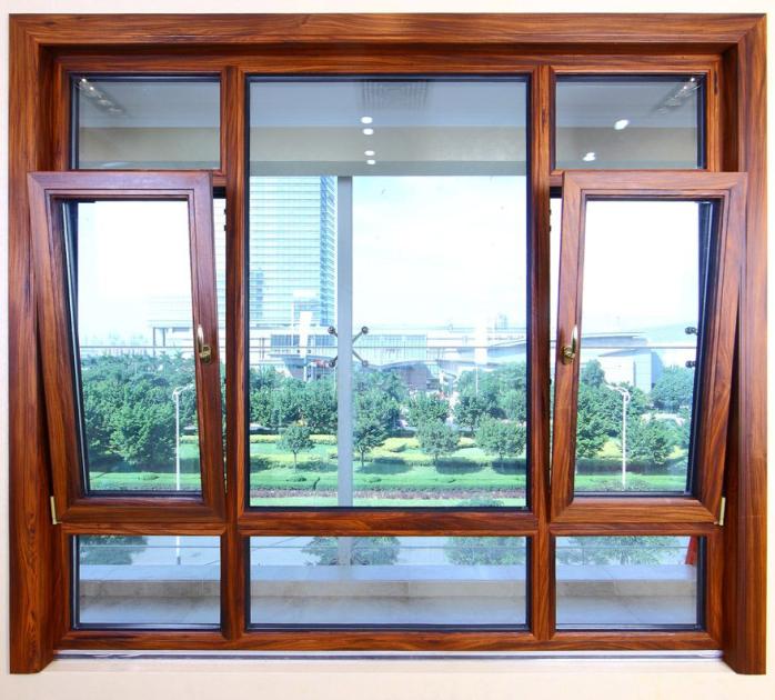 南京金亚门窗-67系列系统窗