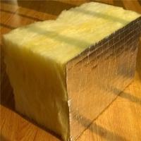 铝箔贴面玻璃棉 硬质玻璃棉板