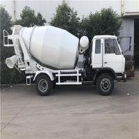 新款混凝土搅拌车 现货供应各种型号搅拌车 直销小型搅拌车