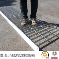 湖南厂家供应铝格栅和铝踏板 格栅走道 踏板走台