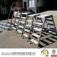 供应铝合金定制梯 登高梯 活动梯 量身设计