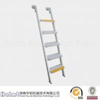湖南华铝机械供应铝合金斜爬梯 铝爬梯 工业爬梯