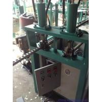 锌钢护栏货架液压冲孔机