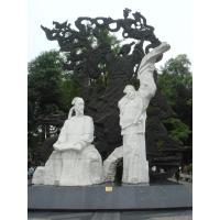 河北雕塑石材石雕人物雕塑廠