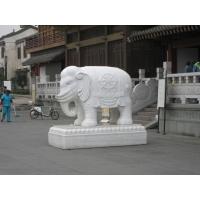 河北石雕 汉白玉石雕 石材雕塑 石雕动物 石雕厂家